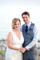 Brittany & Greg's Lummi Island Wedding
